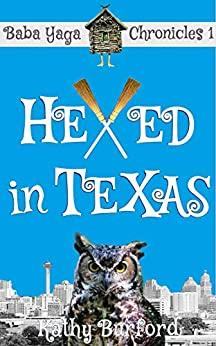hexed texas fantasy book